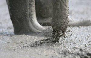 Бетон и бетонная смесь