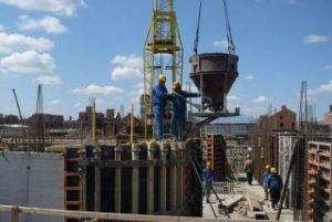 Приемка бетона летом