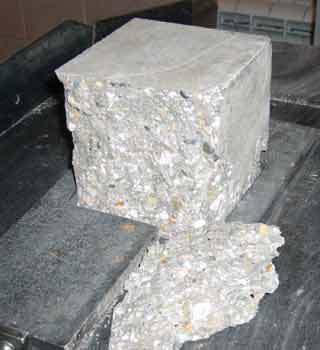 Бетон барит приготовление строительных бетонов и растворов