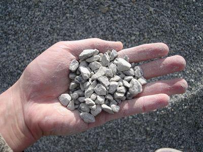 бетон известняковый