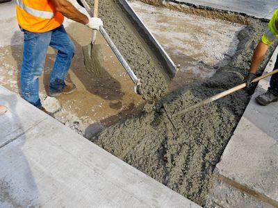 бетон рентген